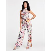 Guess Marciano Jumpsuit Floral Print, Multiple colors