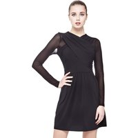 Guess Dress With Crossover Neckline