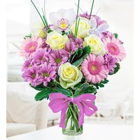 Birthday Wishes - Free Chocs - Flower Delivery - Birthday Flowers - Birthday Bouquet - Next Day Flowers