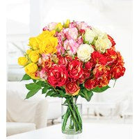 Roses For Mum - Free Chocs - Mother's Day Flowers - Mother's Day Roses - Flowers For Mum - Mother's Day Flower Delivery
