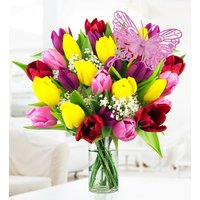 Spring Supreme - Free Chocs - Mother's Day Flowers - Mother's Day Gifts - Mother's Day Flower Delivery