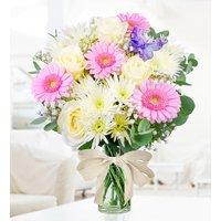 April Birthday Bouquet - Free Chocs - Birthday Flowers - Birthday Flower Delivery - Flowers For Her - Flowers For Birthday - Happy Birthday Flowers - Cheap Birthday Flowers