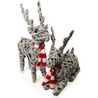 Reindeer Pair - Free Chocs