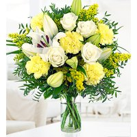 Pure Delight - Free Chocs - Flower Delivery - Sympathy Flowers