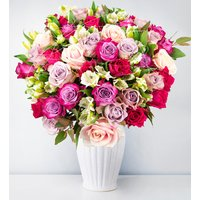 Regal - Luxury Flowers - Roses and Peruvian Lilies - Flower Delivery