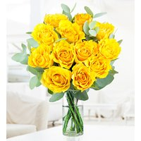 Yellow Rose Charm - Free Chocs - Yellow Rose Bouquet - Yellow Bouquet - Summer Flowers - Flower Delivery