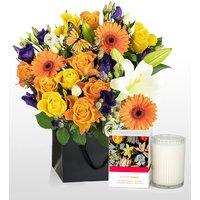 Bosschaert Bouquet & Diffuser - National Gallery - Birthday Gifts