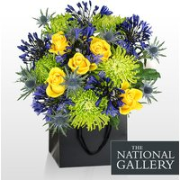 Gainsborough Bouquet - National Gallery Flowers - National Gallery Bouquets - Luxury Flowers - Luxury Flower Delivery - Birthday Flowers