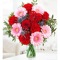 The Romantic - Free Chocs - Valentine's Flowers - Anniversary Flowers - Romantic Flowers