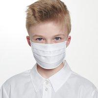 10er Pack Kinder Mund Nasen Masken aus 100 Baumwolle