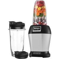 'Nutri Ninja Blender & Smoothie Maker 900w - Bl450uk - Silver