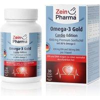 ZeinPharma Omega 3 Gold - Cardio Edition (30 Kapseln)