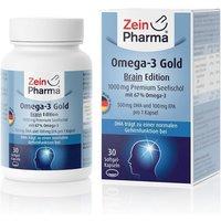 ZeinPharma Omega 3 Gold - Brain Edition (30 Kapseln)