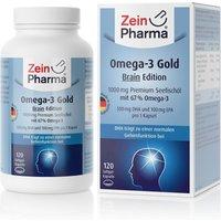 ZeinPharma Omega 3 Gold - Brain Edition (120 Kapseln)