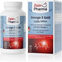 ZeinPharma Omega 3 Gold - Cardio Edition (120 Kapseln)