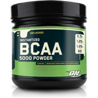 Optimum Nutrition BCAA 5000 Powder Standard Pulver Standard 324g