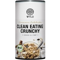 "WYLD Bio Clean Eating* Crunchy Kokos & Zimt ""Cinnamon Celebrator"" (350g)"