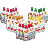 Dextro Energy Liquid Gel Mixed Box              Produktbild