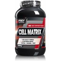 FREY Nutrition Cell Matrix Eiweißpulver mit Kreatin 2000g