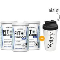 Layenberger Fit+Feelgood Mahlzeitersatz SLIM + Shaker              Produktbild