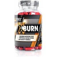 FREY Nutrition X-Burn - Fatburner mit Koffein 120 Kapseln