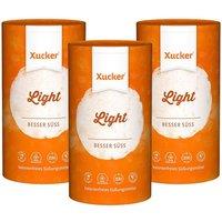 Erythrit Xucker light europ. 3er Pack (3x1000g)