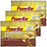 PowerBar 3 x Powergel Shots (3x60g)