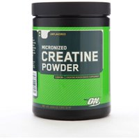 Optimum Nutrition Micronized Creatine Powder Pulver Standard 317g