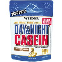 Weider Day & Night Casein Pulver Vanille-Sahne 500g