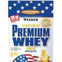 Weider Premium Whey Protein Pulver Schoko Nougat              Produktbild