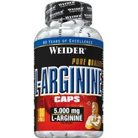 Weider L-Arginine Neutral 100 Kapseln Amino Fintness Supplement