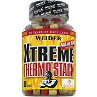 Weider Xtreme Thermo Stack (80 Kapseln)