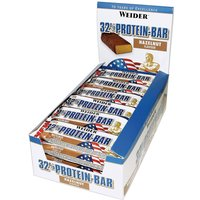 Weider 32% Protein Bar White Chocolate Banana 24x60g