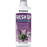 Weider Fresh Up Concentrate - 1000ml - Lime
