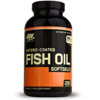 Optimum Nutrition Fish Oil (200 Kapseln)