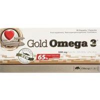 Olimp Gold Omega 3 Neutral 60 Kapseln Fetts?ure aus Fisch?l