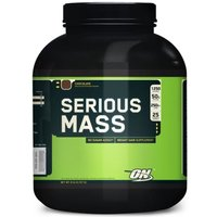 Optimum Nutrition Serious Mass Pulver Banana 2727g