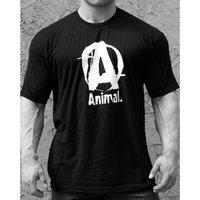 Universal Nutrition Animal Basic Logo Tee Black (XXXL)