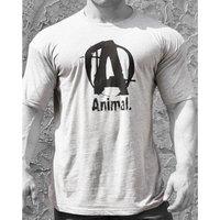Universal Nutrition Animal Basic Logo Tee Grey (XXXL)