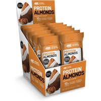 Optimum Nutrition Protein Almonds - 12x43g - Cinnamon Roll