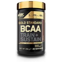 Optimum Nutrition Gold Standard BCAA Train&Sustain - 266g - Peach Passionfruit
