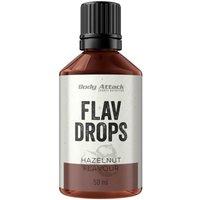Body Attack Flav Drops - 50ml - Strawberry