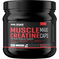 Body Attack Muscle Creatine Maxi Caps (240 Kapseln)