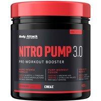 Body Attack Nitro Pump 3.0 - 400g - Peach Passion Fruit