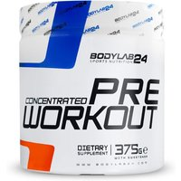 Bodylab24 Concentrated Pre Workout Fruit Punch              Produktbild