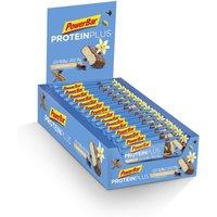 PowerBar Protein Plus Low Sugar Riegel - 30x35g - Chocolate Espresso