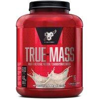 BSN True Mass Protein Pulver Erdbeere              Produktbild