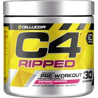Cellucor C4 Ripped - 180g - Tropical Punch