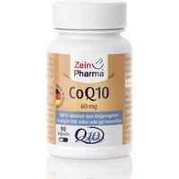 ZeinPharma Coenzym Q10 60mg (90 Kapseln)