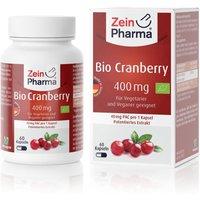 ZeinPharma Bio Cranberry Extrakt 60 Kapseln